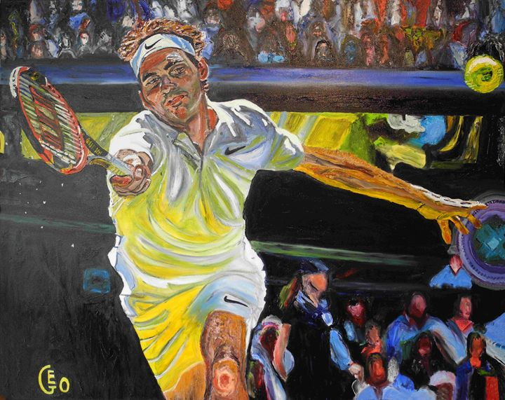 Roger Federer - Geo