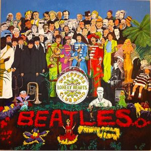 The Beatles Sgt Peppers