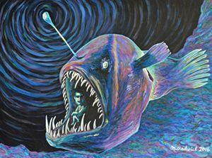 Jonah and the Angler Fish