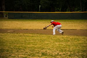 Infield Groundball #11
