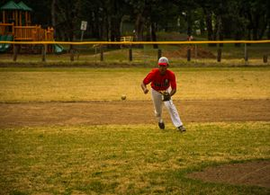 Infield Groundball #3