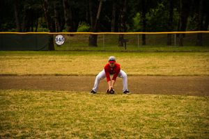 Infield Groundball #2