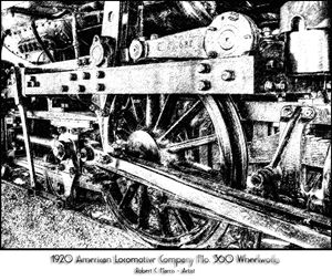 1920 American Locomotive Company