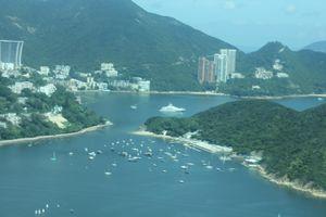 Beautiful Scenery in Hong Kong