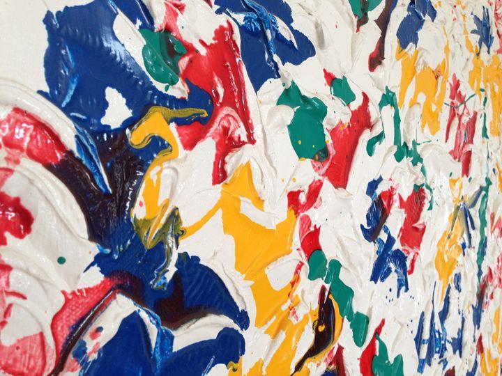 Colour War - Art by Brent