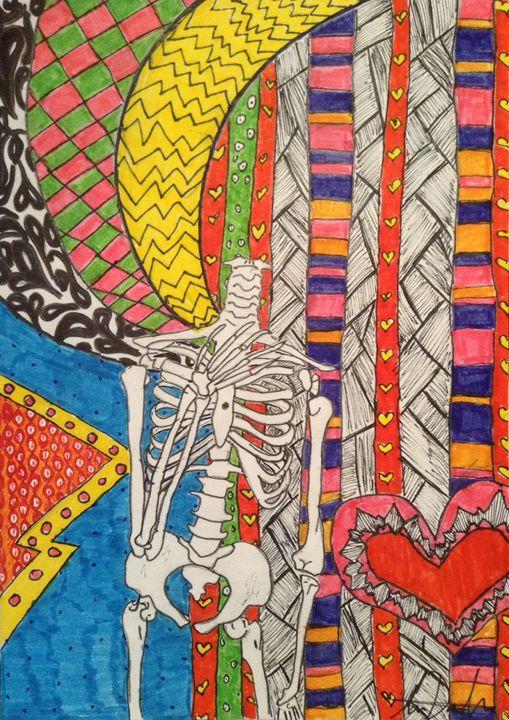 Bones - Anna Daraklitsas