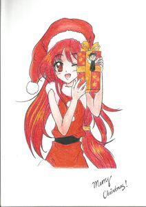 Anime Merry Christmas