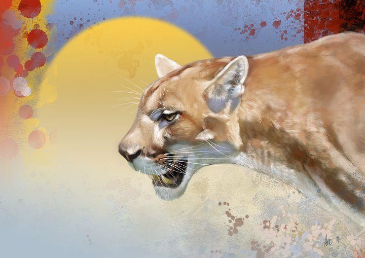 Cougar - Vanderwyst