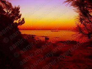 Summer Dream of Maskin Island - Aamir Show