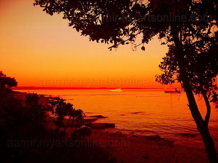*Summer Dream of Maskin Island* - Aamir Show