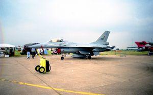 F-16 Norwegian Air Force