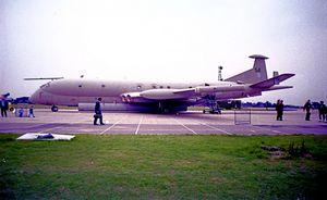 Hawker Siddeley Nimrod MR2P