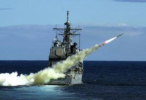 USS Ticonderoga - MILITARY PHOTO PRINTS  UK