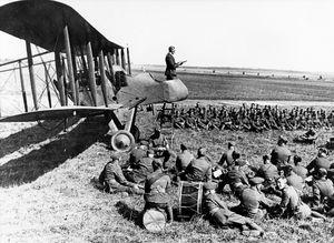 WW1 RFC Sermon