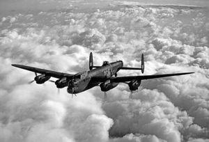 Avro Lancaster,Bomber