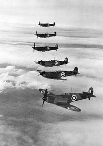 Supermarine Spitfire,19 Squadron