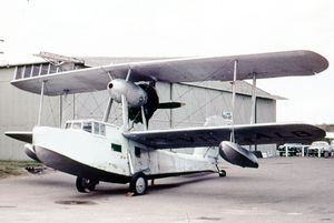 VH-ALB Supermarine Seagull V