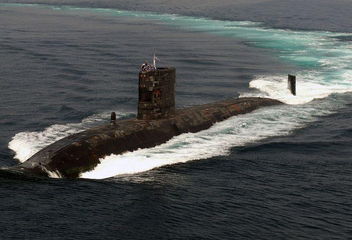 HMS Tireless - MILITARY PHOTO PRINTS  UK