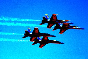 Blue Angels Precision Flying Team