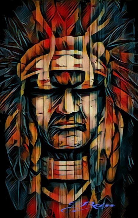 War chief - CAPTURED-INK