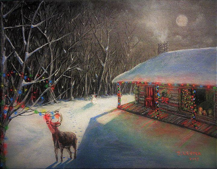 Rudolph?! - Jack Lepper