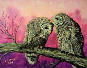 Love's A Real Hoot
