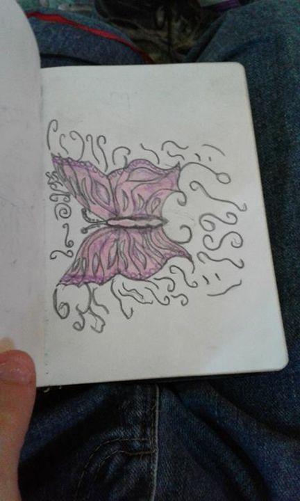 Butterfly - Chris B.