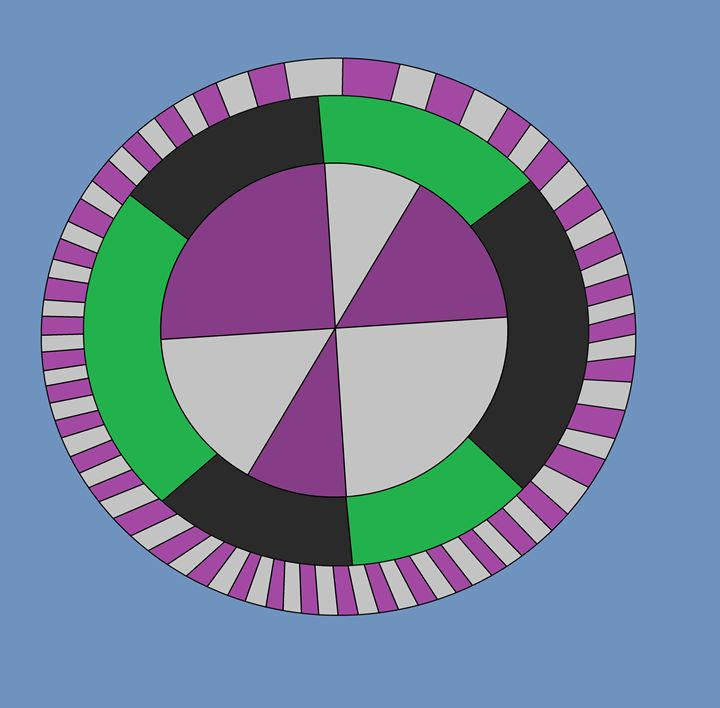 Poker Chip - Design Party